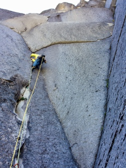 Wild Flake pitch on Los Manos